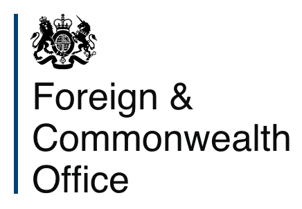 The The Foreign Commonwealth Office Logo
