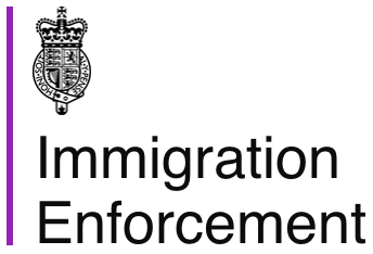 The Immigration Enforcement Logo