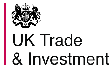 The United Kingdom Trade & Investment Logo